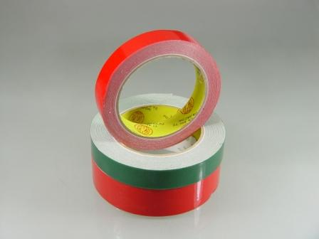 Double Sided Foam Tape Epoxy Stickers Printing Labels