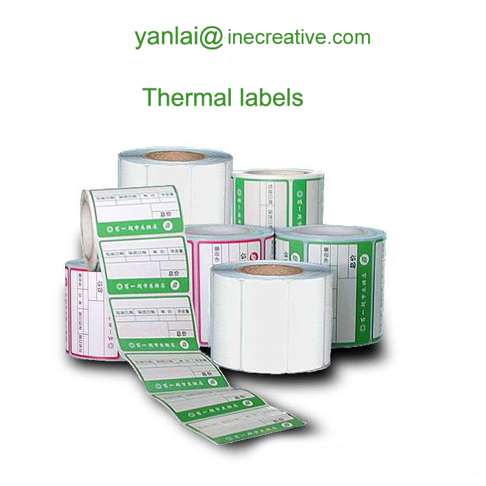 Thermal label-Epoxy stickers,Printing labels,Adhesive paper